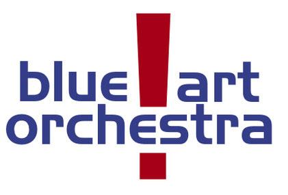 Blue Art Logo