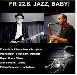 de Ribaupierre / Hahn / Horn / Bernrath / Berghofer